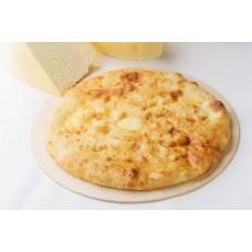 """Осетинский пирог с осетинским сыром-""""Уалибах"""""""