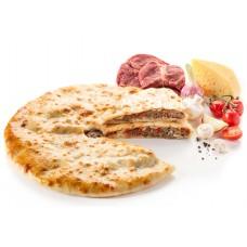 "Осетинский пирог с мясом , грибами, сыром и помидорами-""Алдарон"""