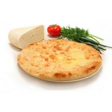 """Осетинский пирог с курицей и ароматной зеленью-""""Каркджын"""""""