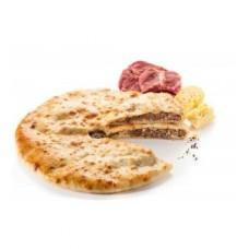 """Осетинский пирог с мясом-""""Фидджын"""""""